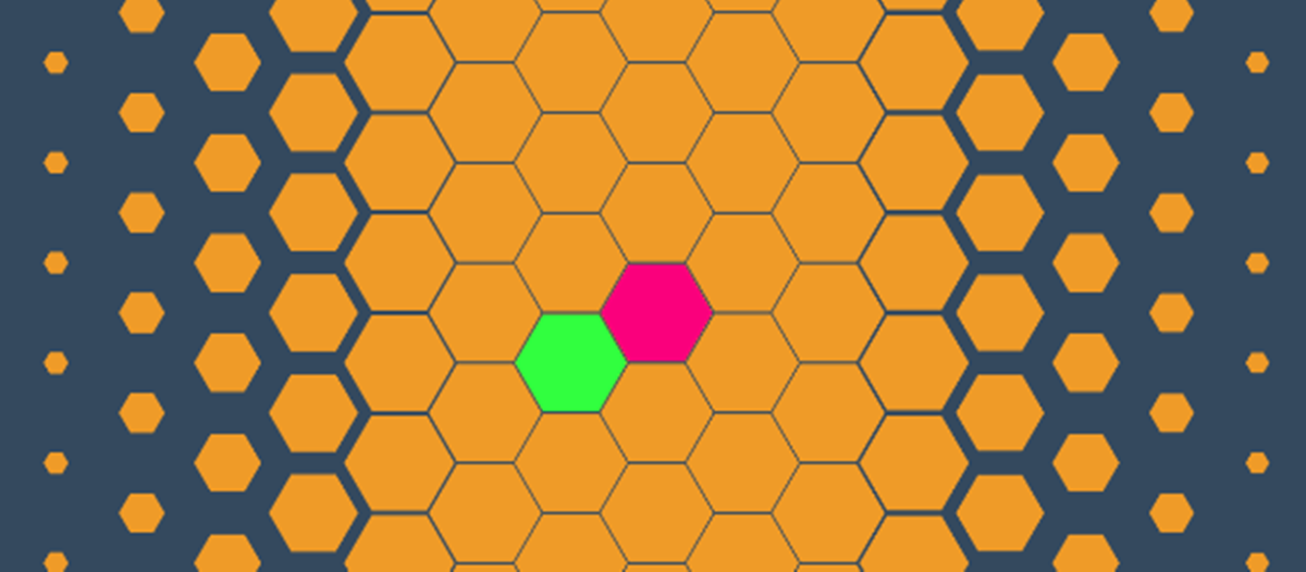 css hexagons