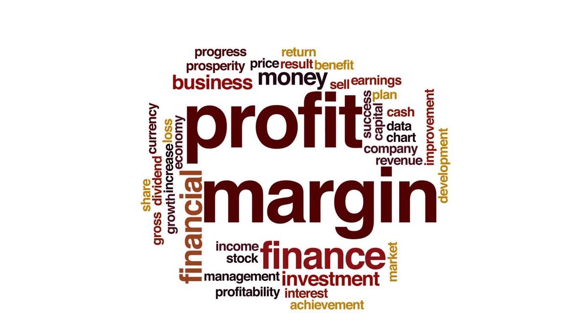 ROS vs Profit margin