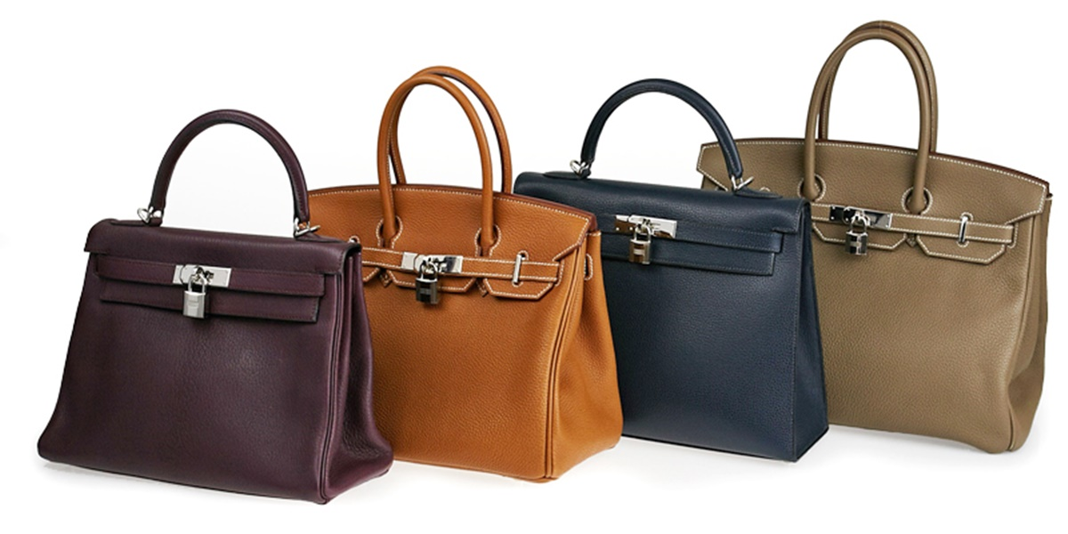Hermes uses the highest quality leather
