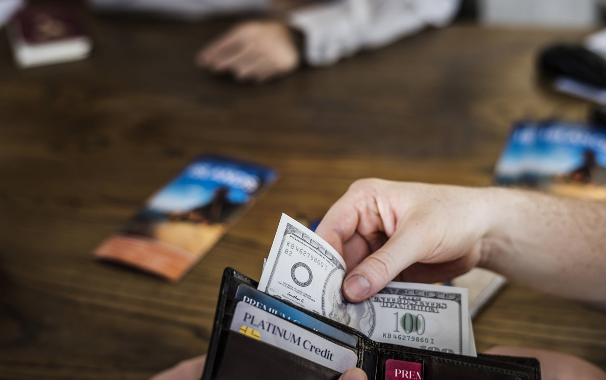 What is partial payment?