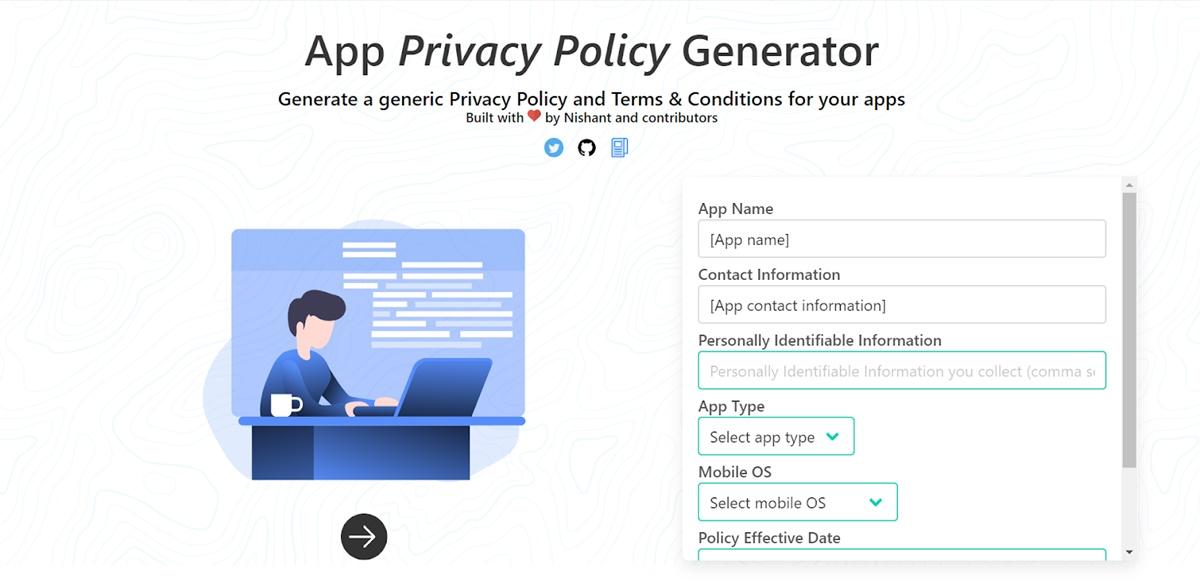 Firebase App Generator