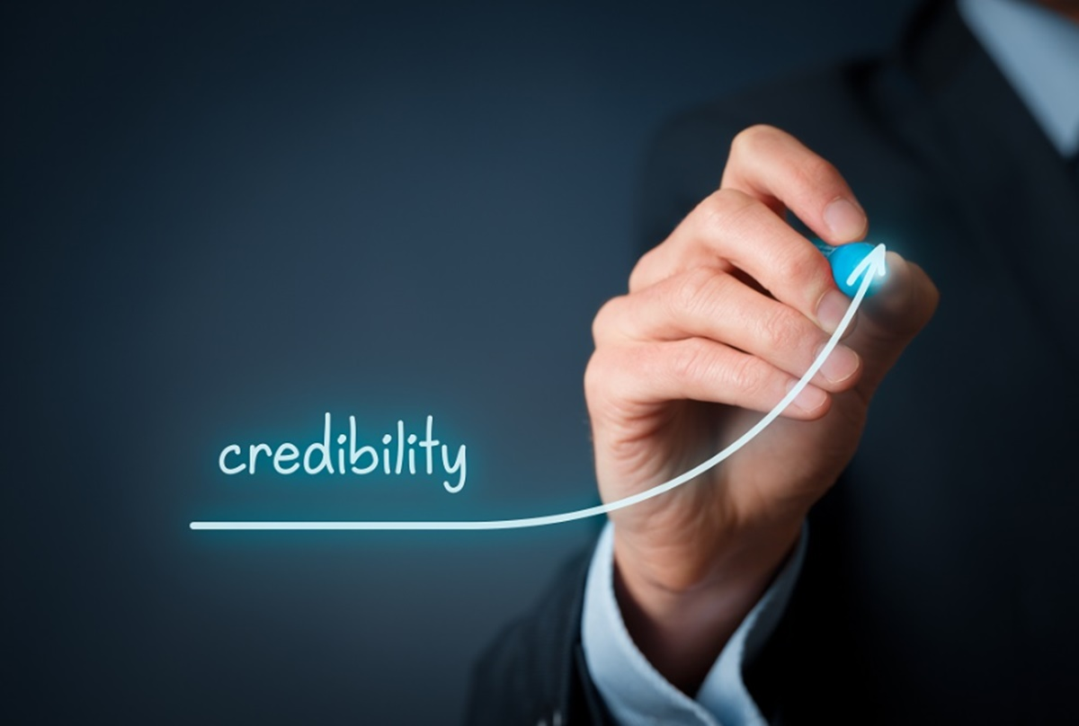 Building brand credibility is essential