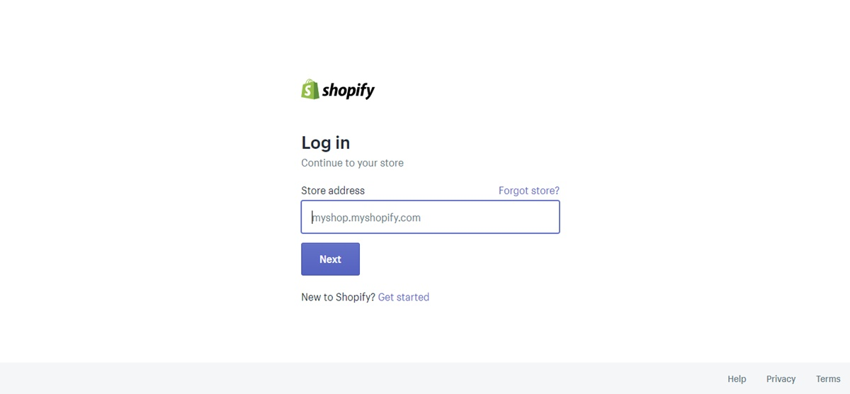 """How to add """"About us"""" page in Shopify?"""