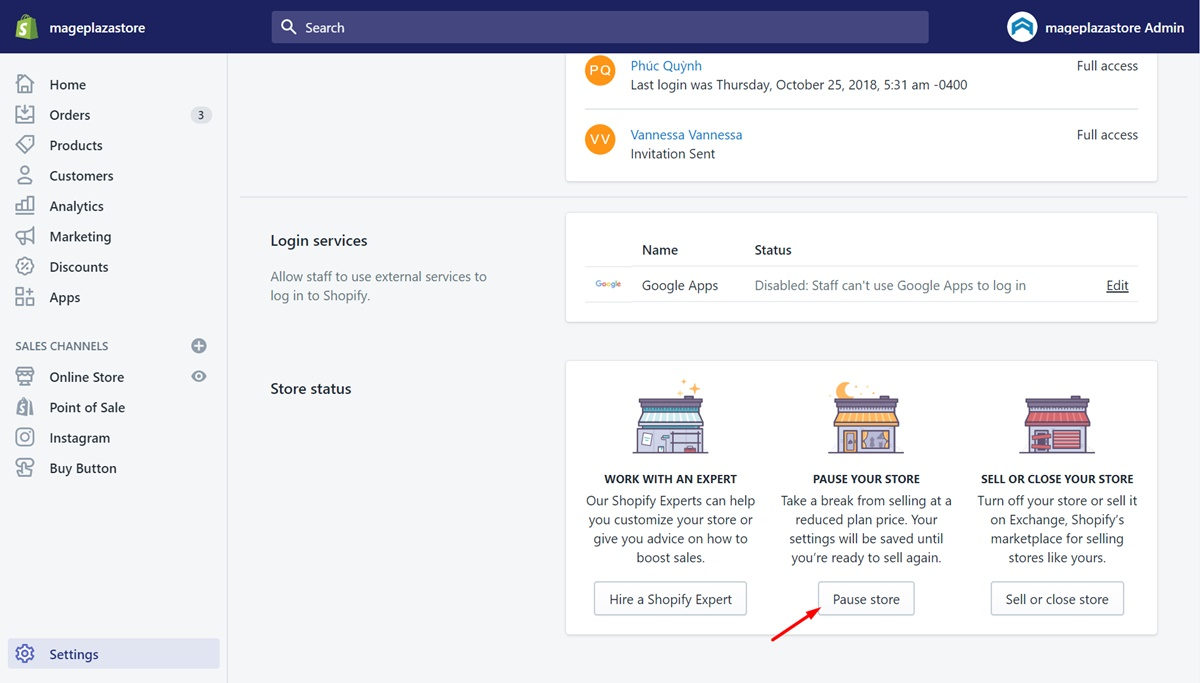 How to Cancel Shopify Subscription