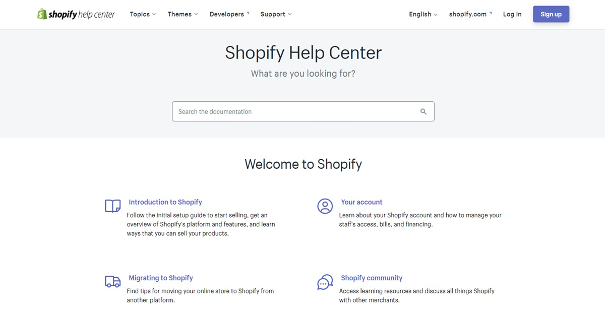 where to find shopify seo help
