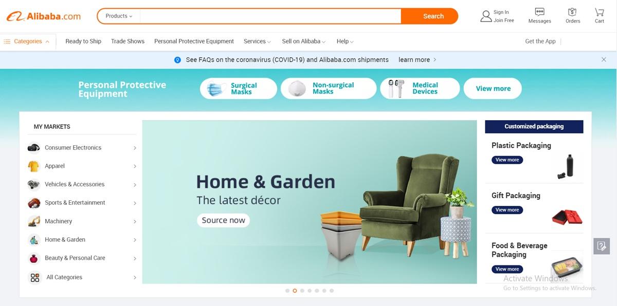 Alibaba China Wholesale Websites