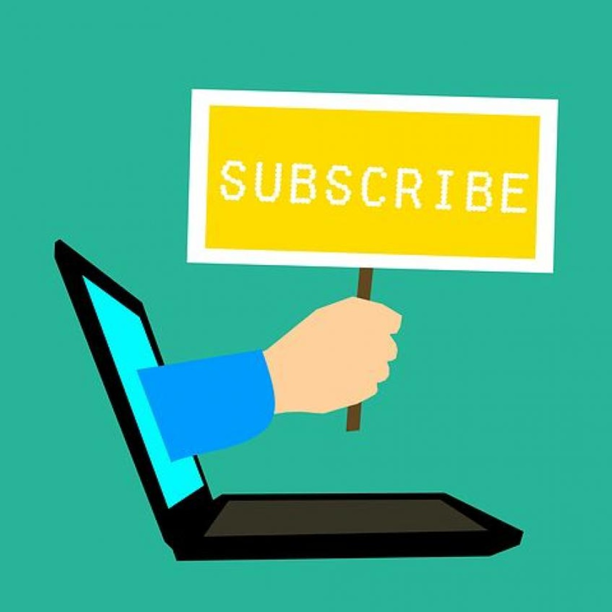 Encourage the prospect to subscribe