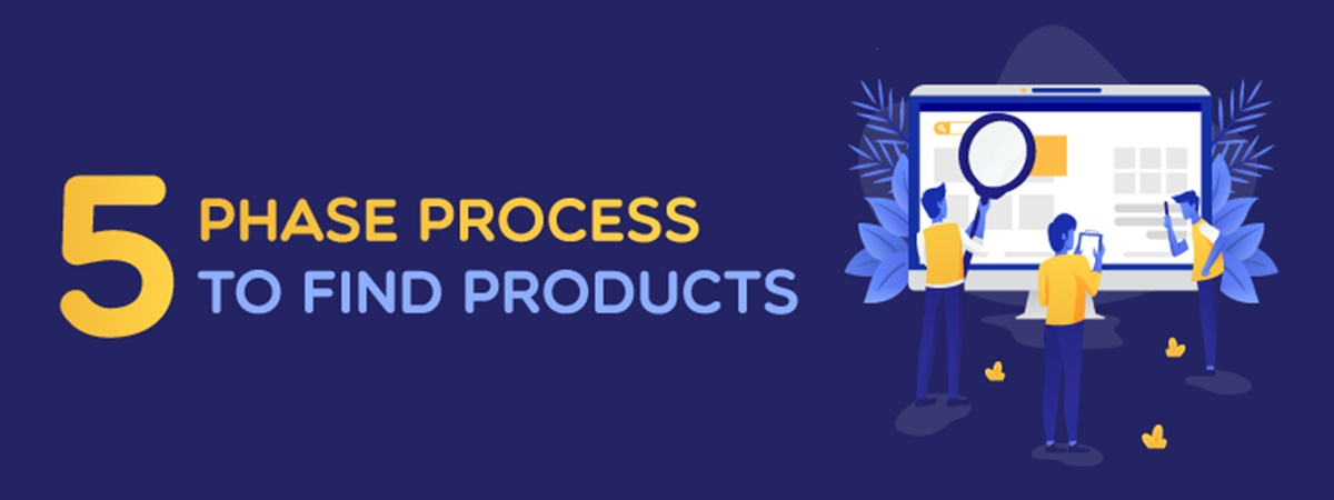 5-Phase Process to Find Products to Sell Online