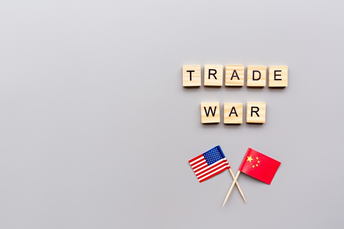 The Trade War between the US and China