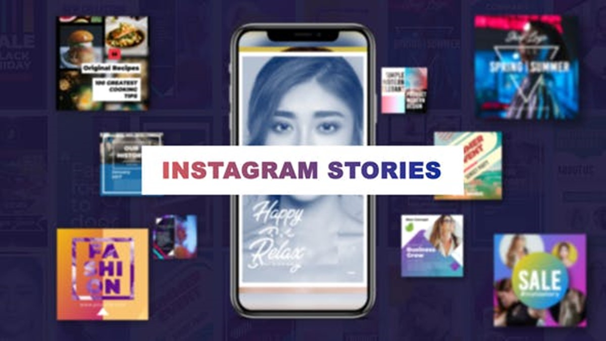 Instagram video in stories