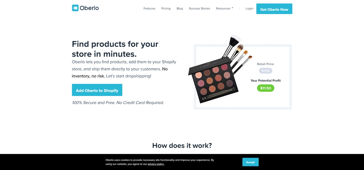 how to fulfill orders on Shopify using oberlo