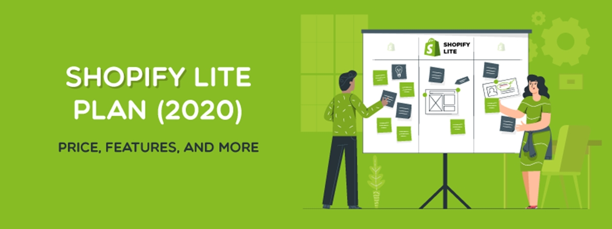 Shopify Lite Plan (2021): Price, Features, And More