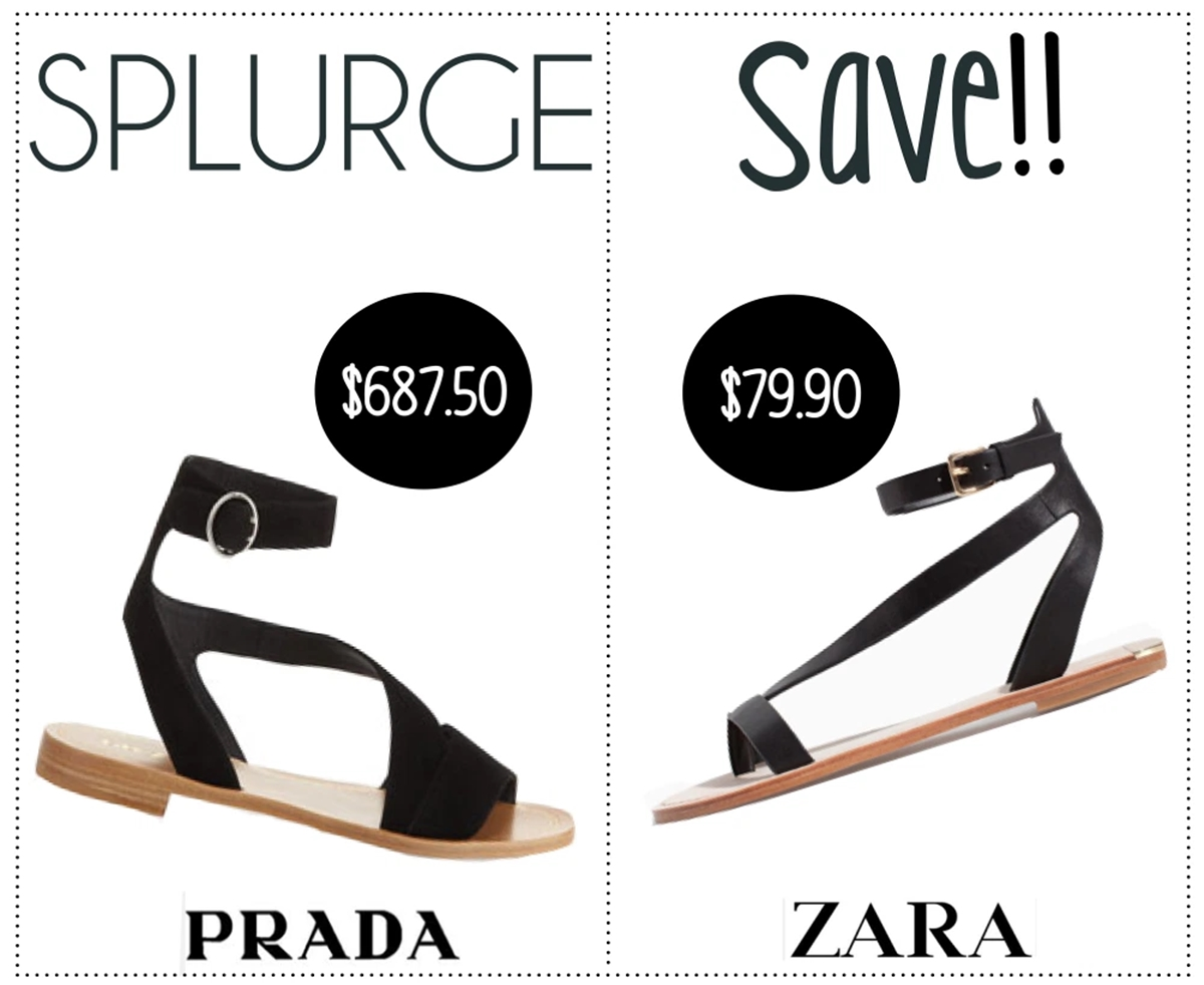 Zara Copy-cat Product