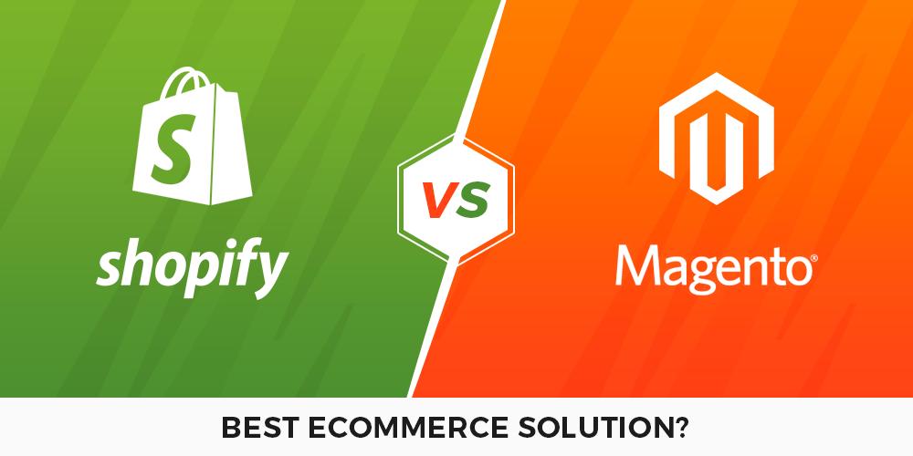 Magento vs. Shopify