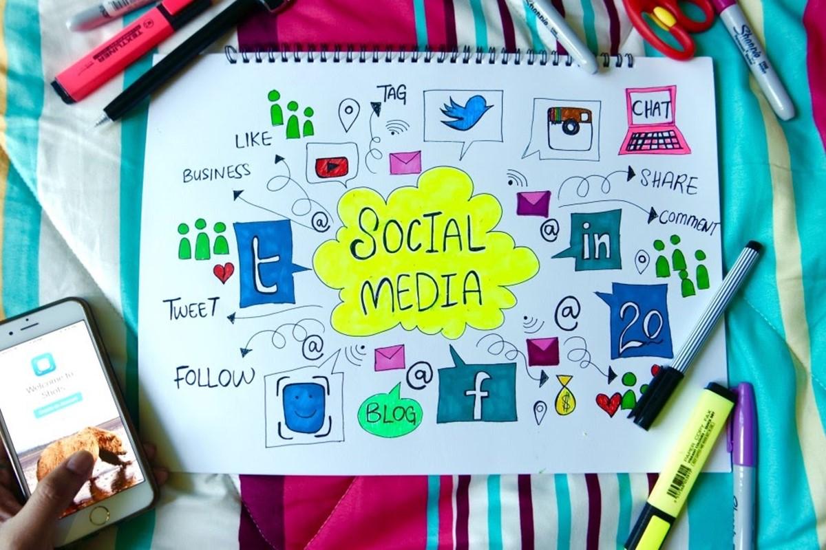 Become an online retailer: Social media marketing