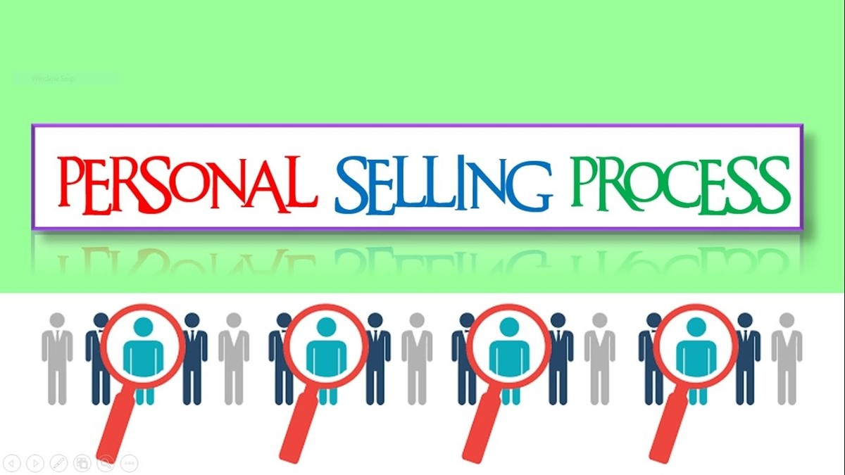 Some real-life examples of personal selling