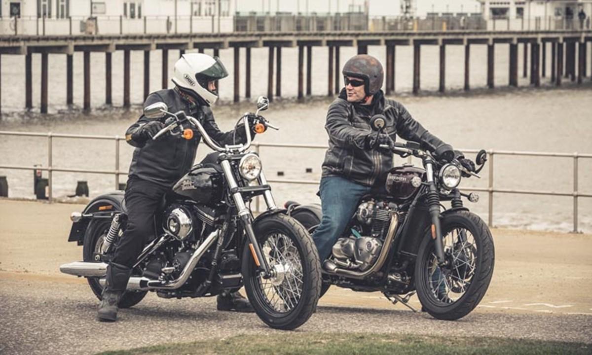 Harley Davidson's customer