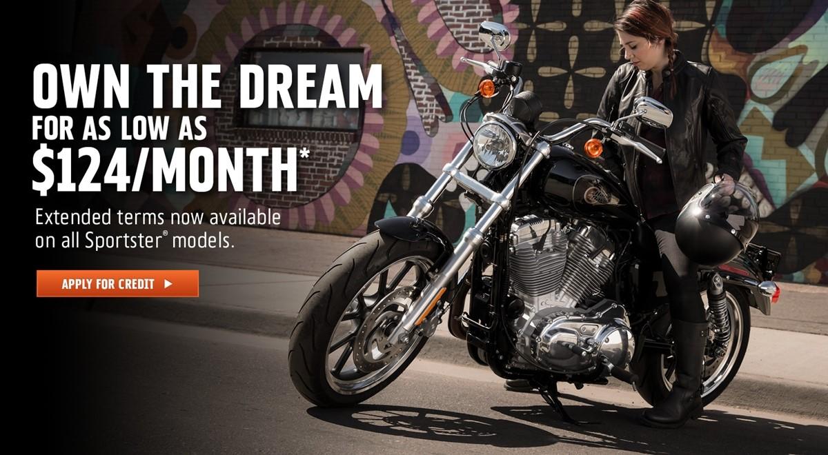 Harley Davidson's promotion