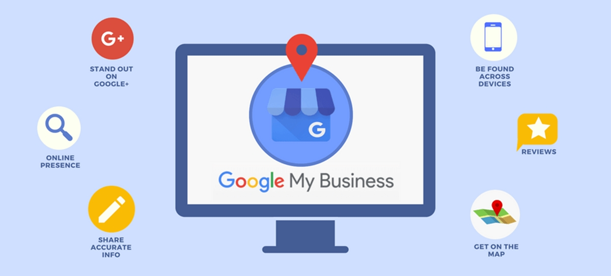 How to add logo to Google My Business?