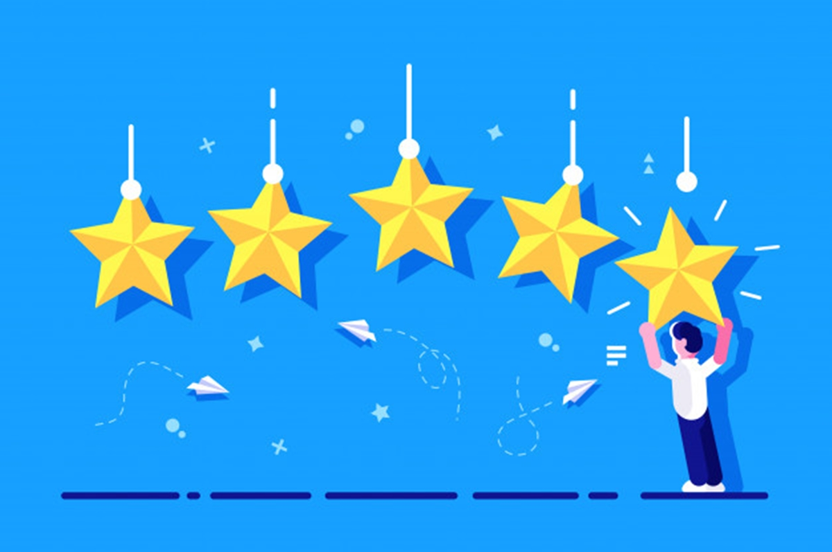 What is customer review?