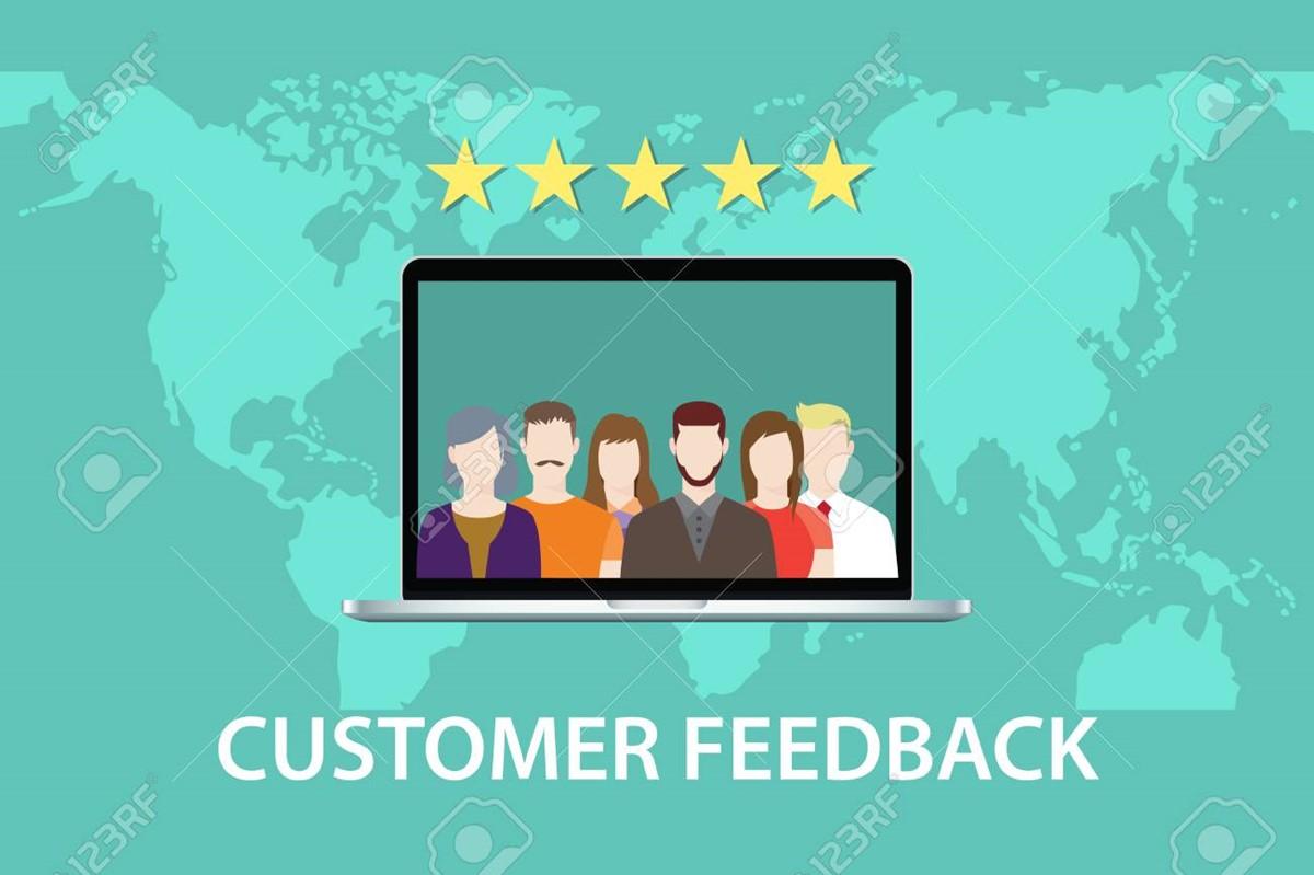 Enable customer feedback/review