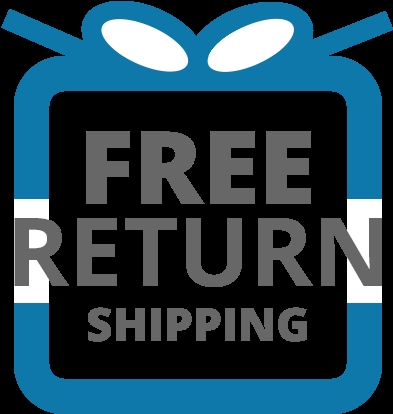 Free return badge