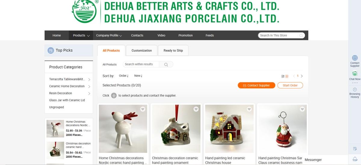 Dehua Better Arts And Crafts