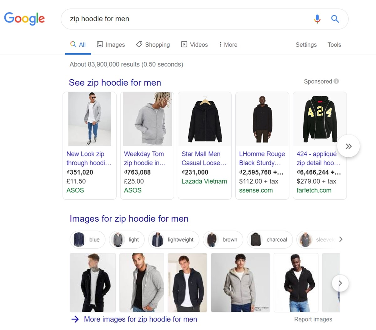 Research the right target keyword