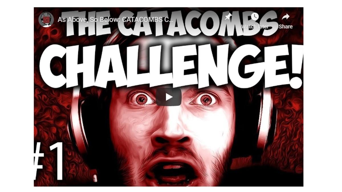Pewdiepie's the Catacomb Challenge