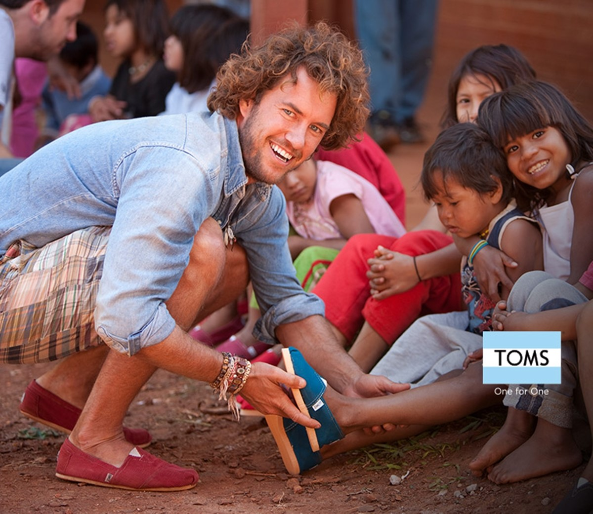 Toms's Founder