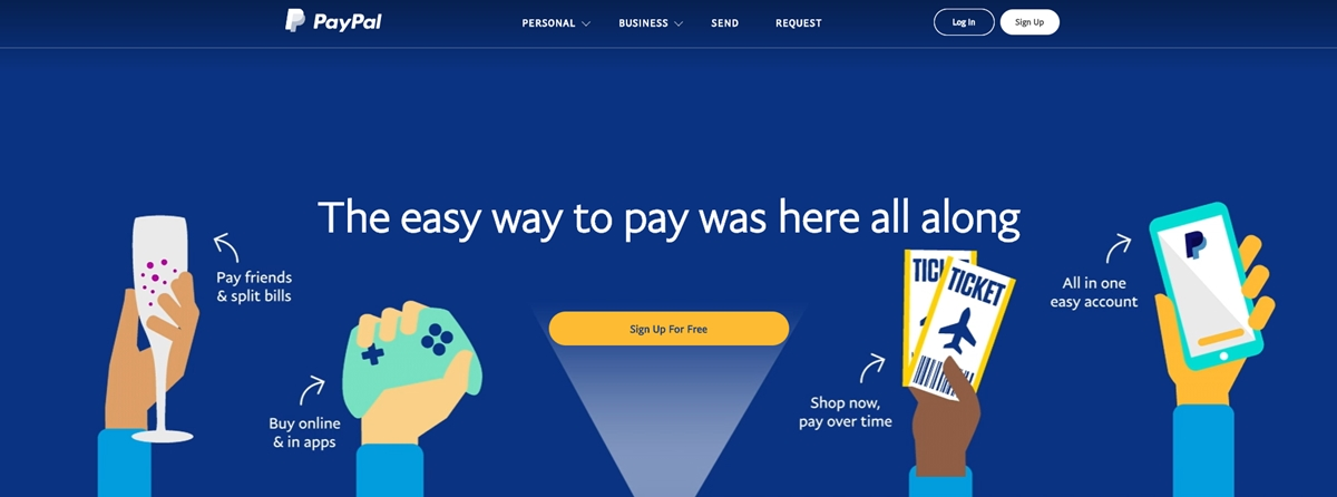 Setup Paypal Payment Gateway