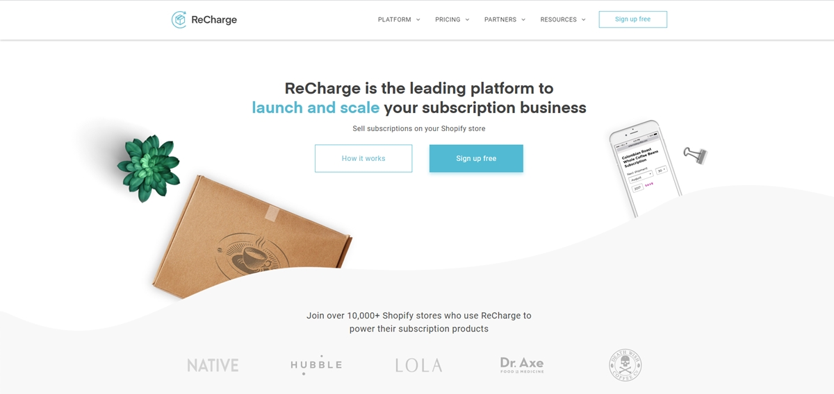 What is Recharge Payment