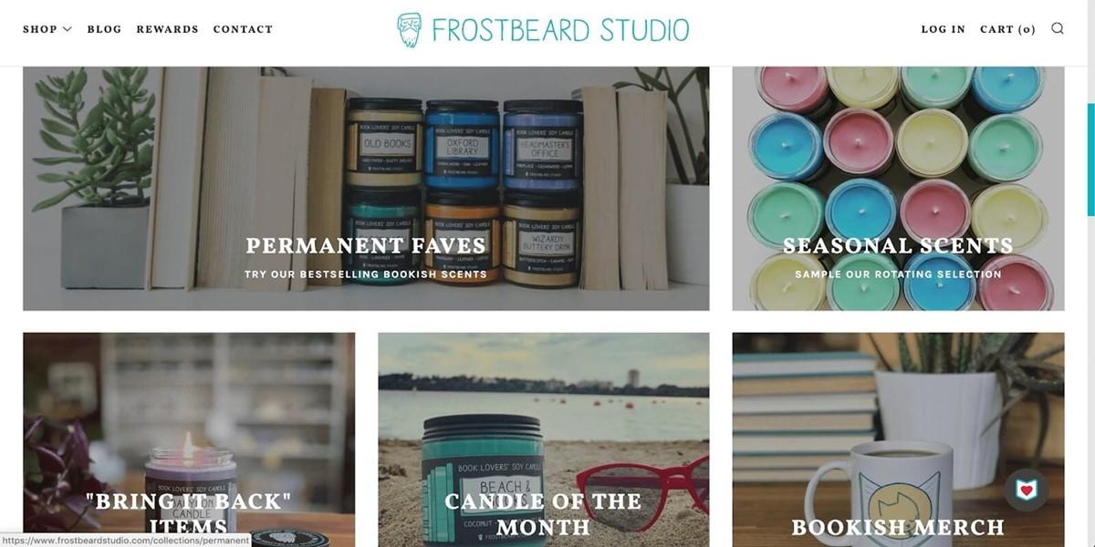 Frost Beard Studio