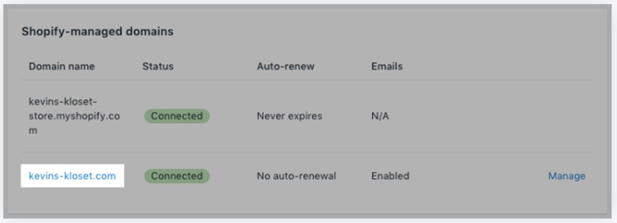 enable automatic domain renewal