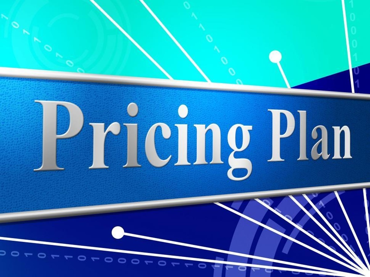 pricing plan