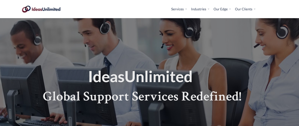 Shopify Customer Service agency - IdeasUnlimited