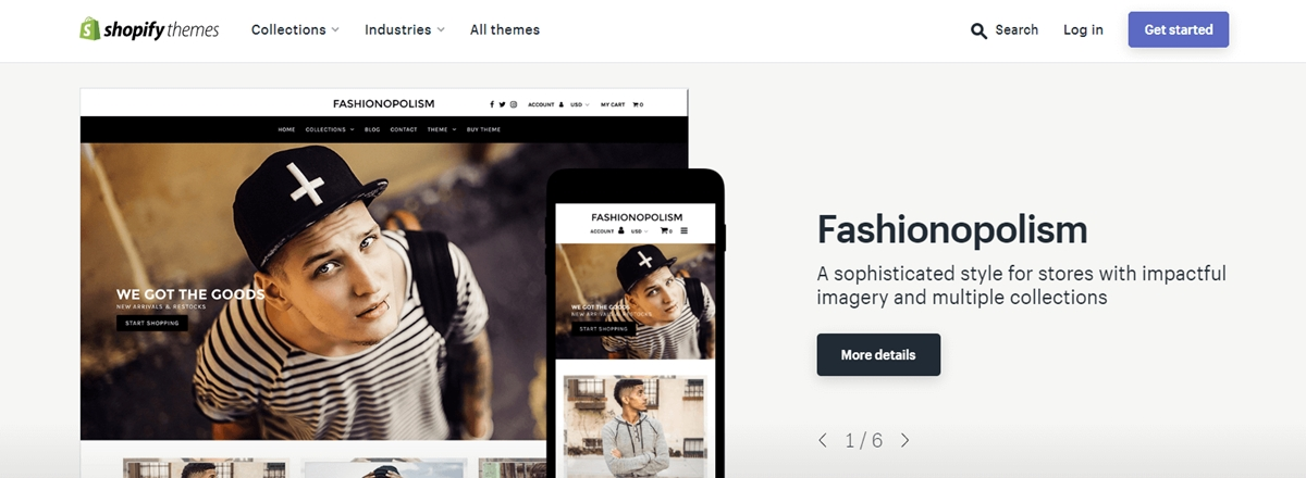 Top 30+ Best Free Shopify Themes for Your Online Store