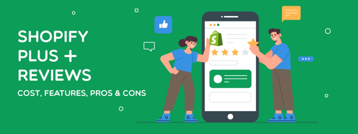 Shopify Plus Reviews: Cost, Features, Pros & Cons