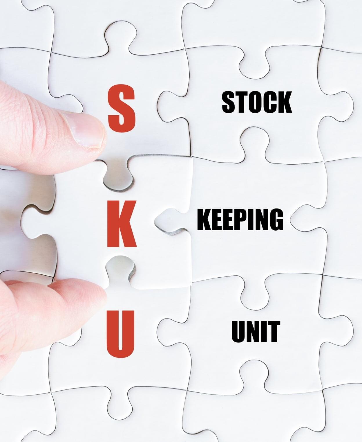 Key Uses for SKUs