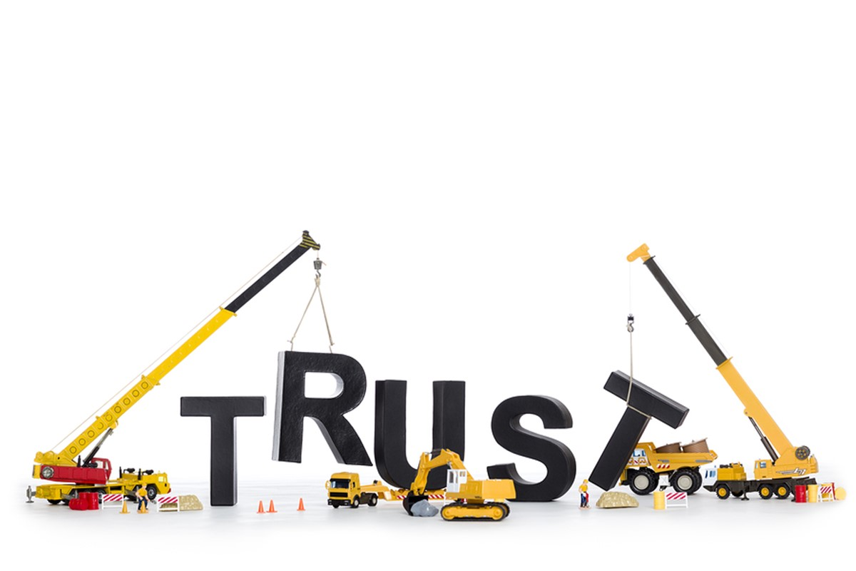 Build and increase trust