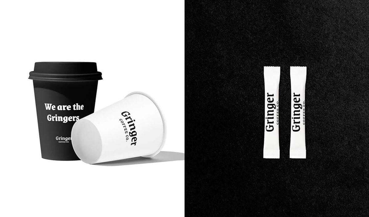 basic principles to design logo for Shopify: black and white