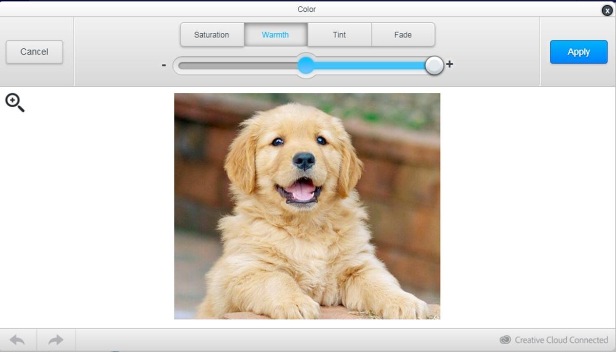 adjust image colors on shopify