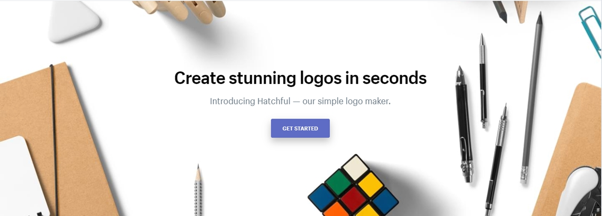 Hatchful's official webpage