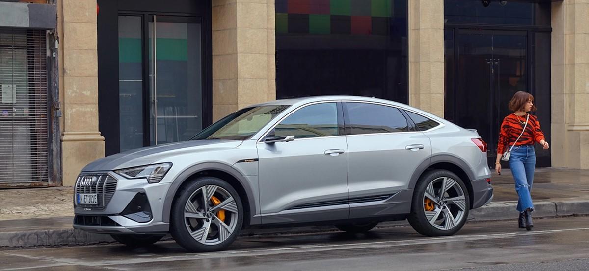 Audi's pricing advantage
