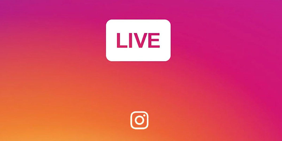 Instagram live stream videos