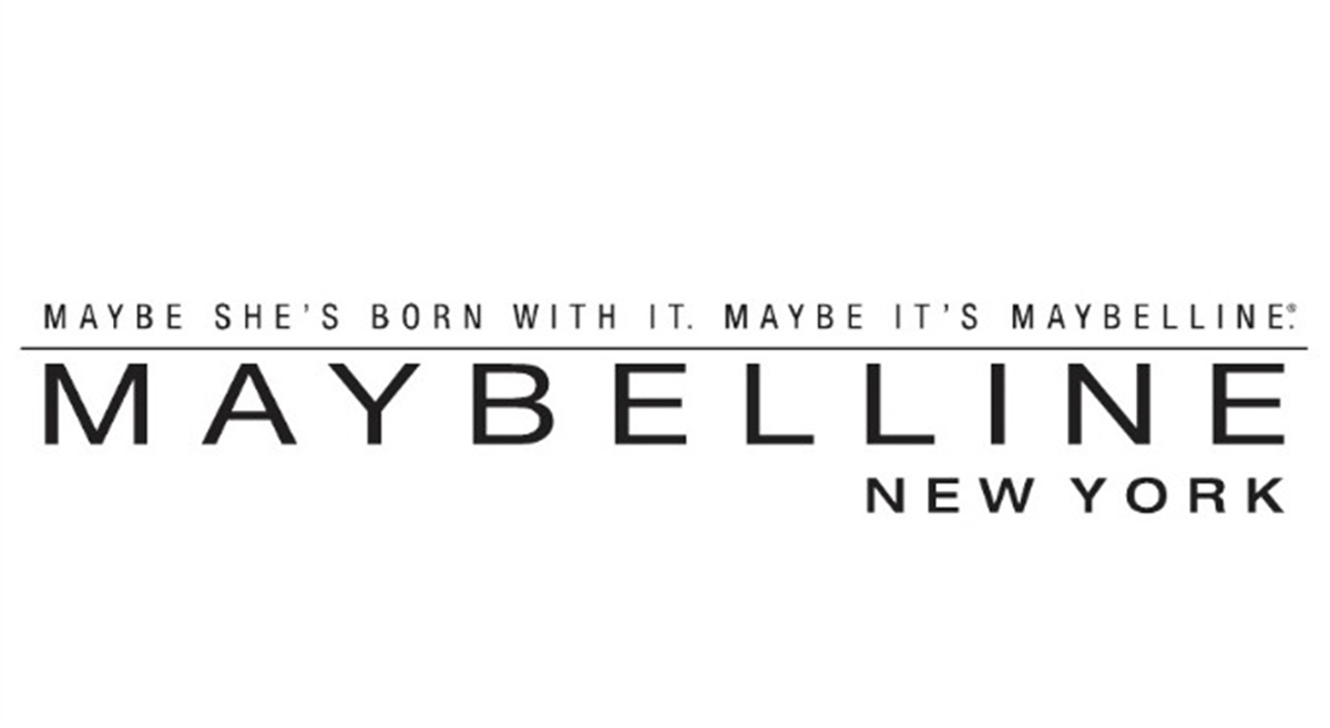 Maybelline: Maybe she's born with it. Maybe it's Maybelline