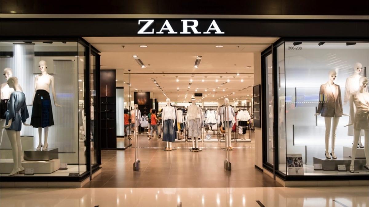 Zara Shining Store