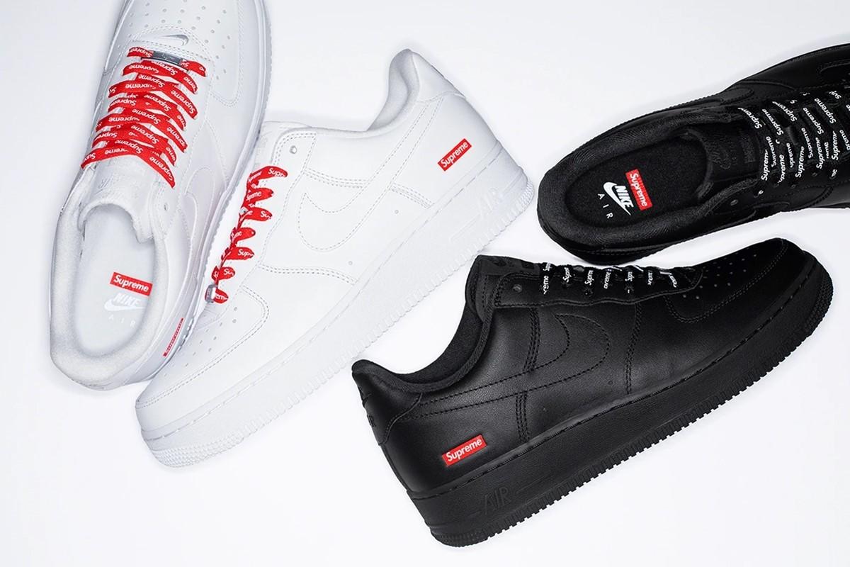 Nike x Supreme collaboration