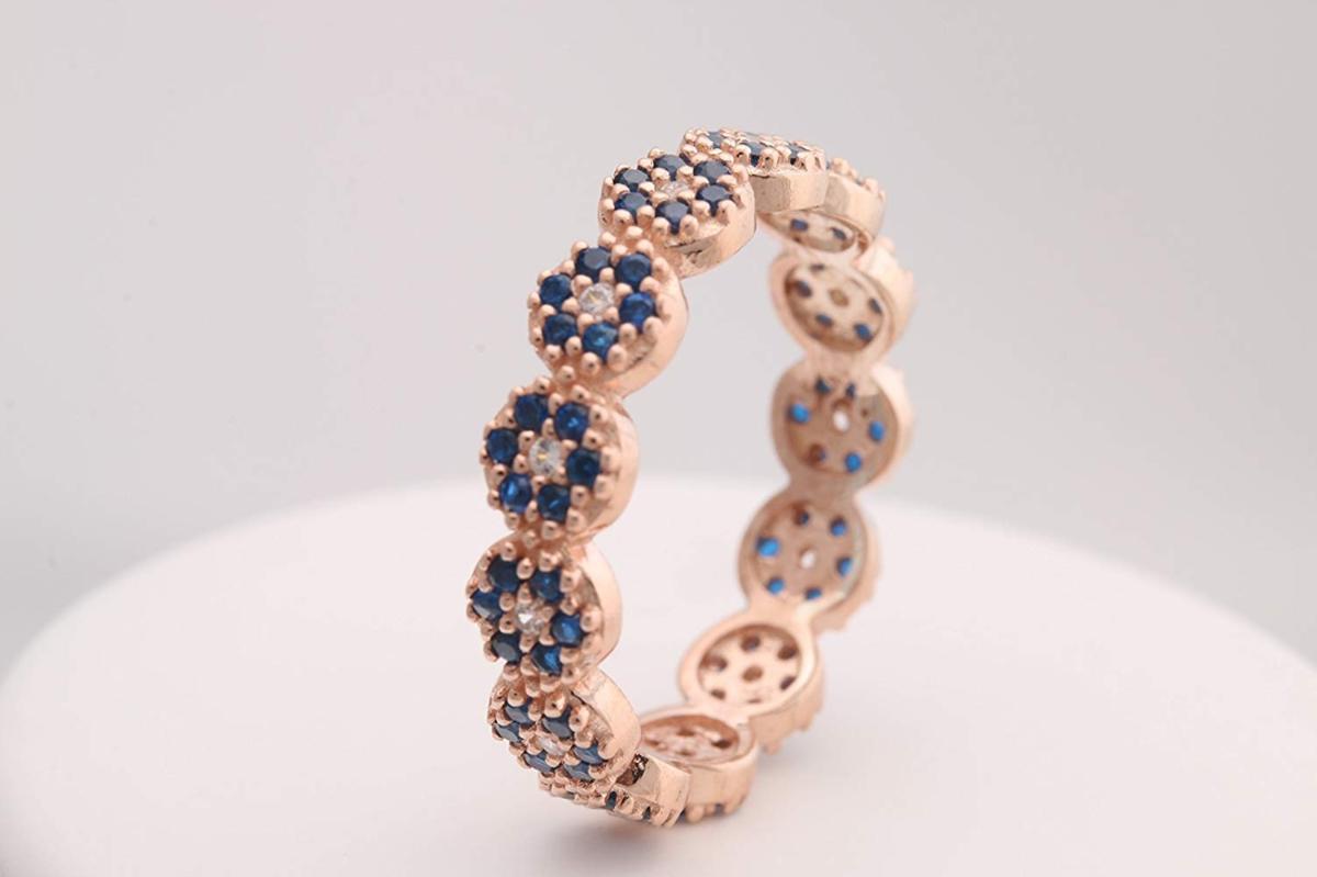 A handmade Turkish bracelet on Amazon