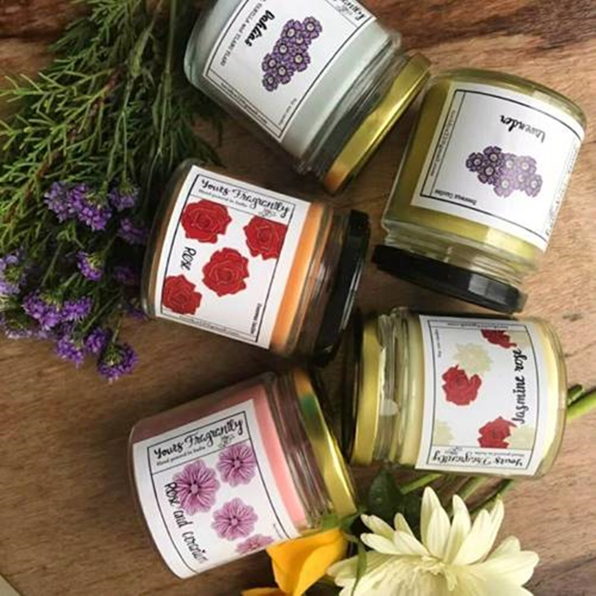 Proven business ideas: Homemade Candles